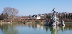 Unterwegs auf historischen Spuren ... in Veitshöchheim