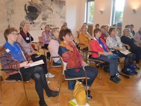 Workshop von Jaqueline Straub
